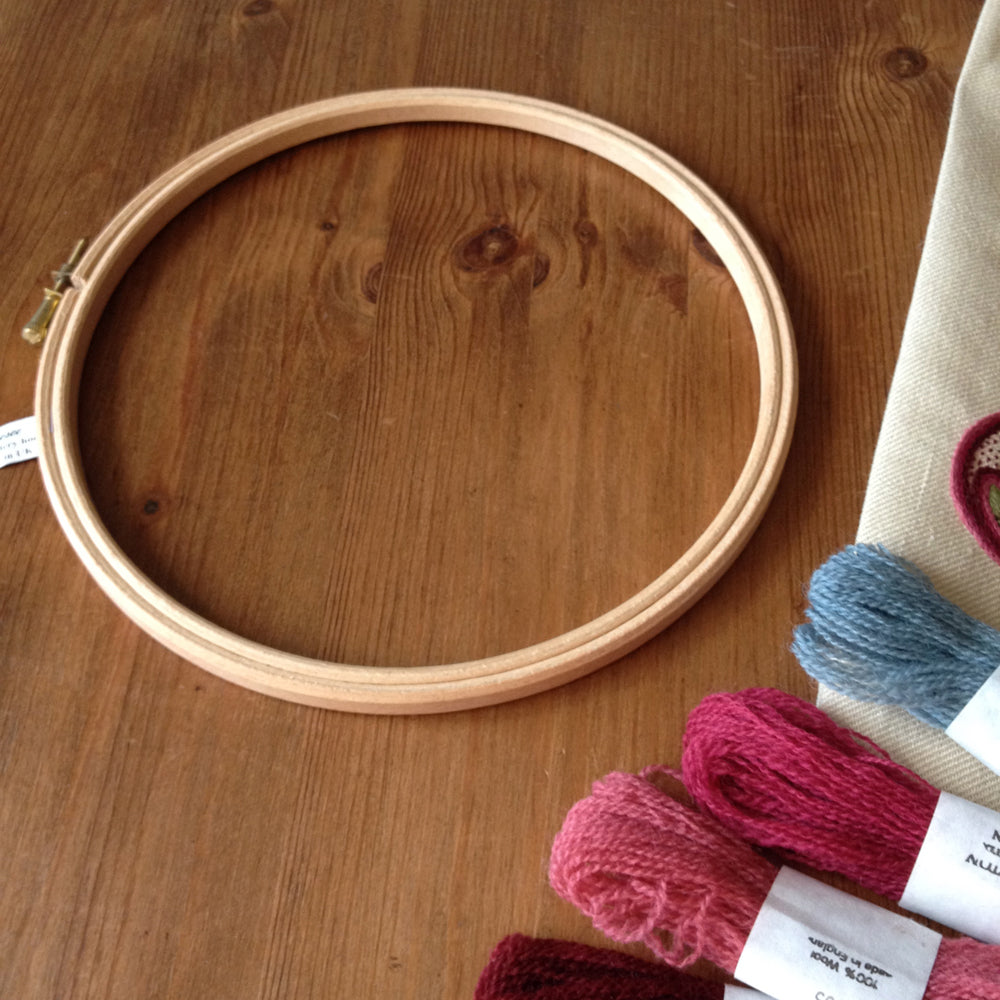 Embroidery Hoop 8inch, 20cm
