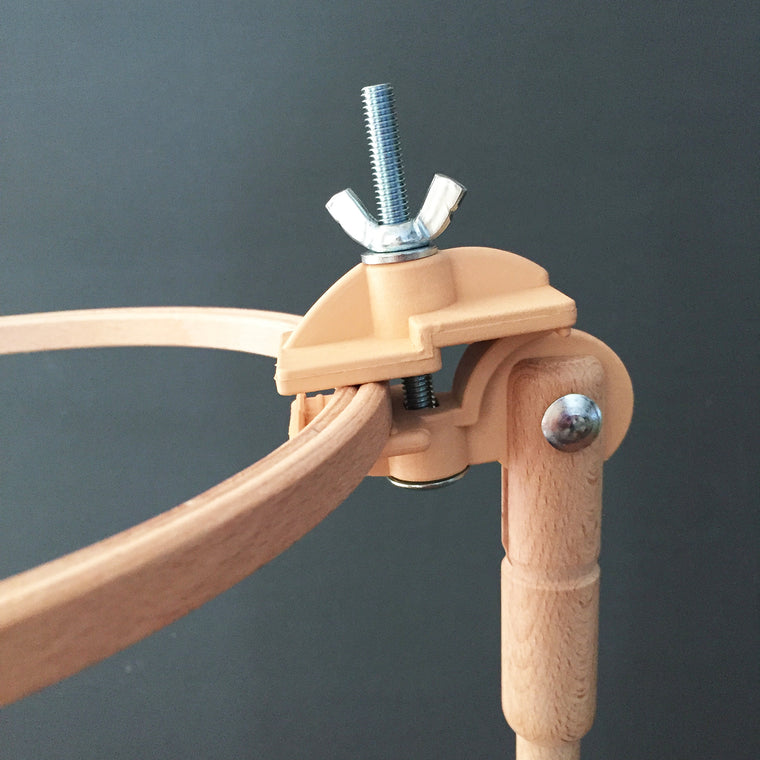 Versatile Embroidery Frame Clamp Kit
