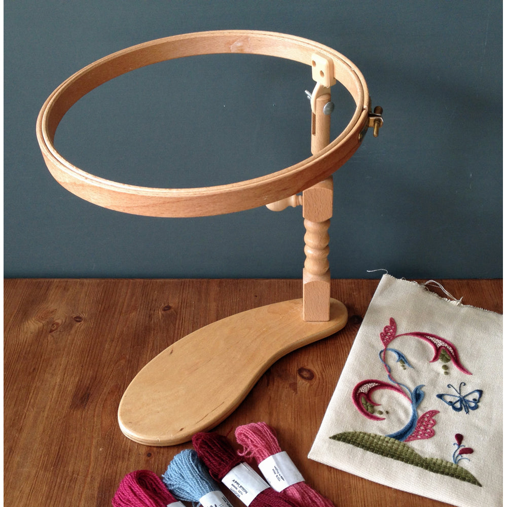 Embroidery Seat Frame 10inch, 25cm