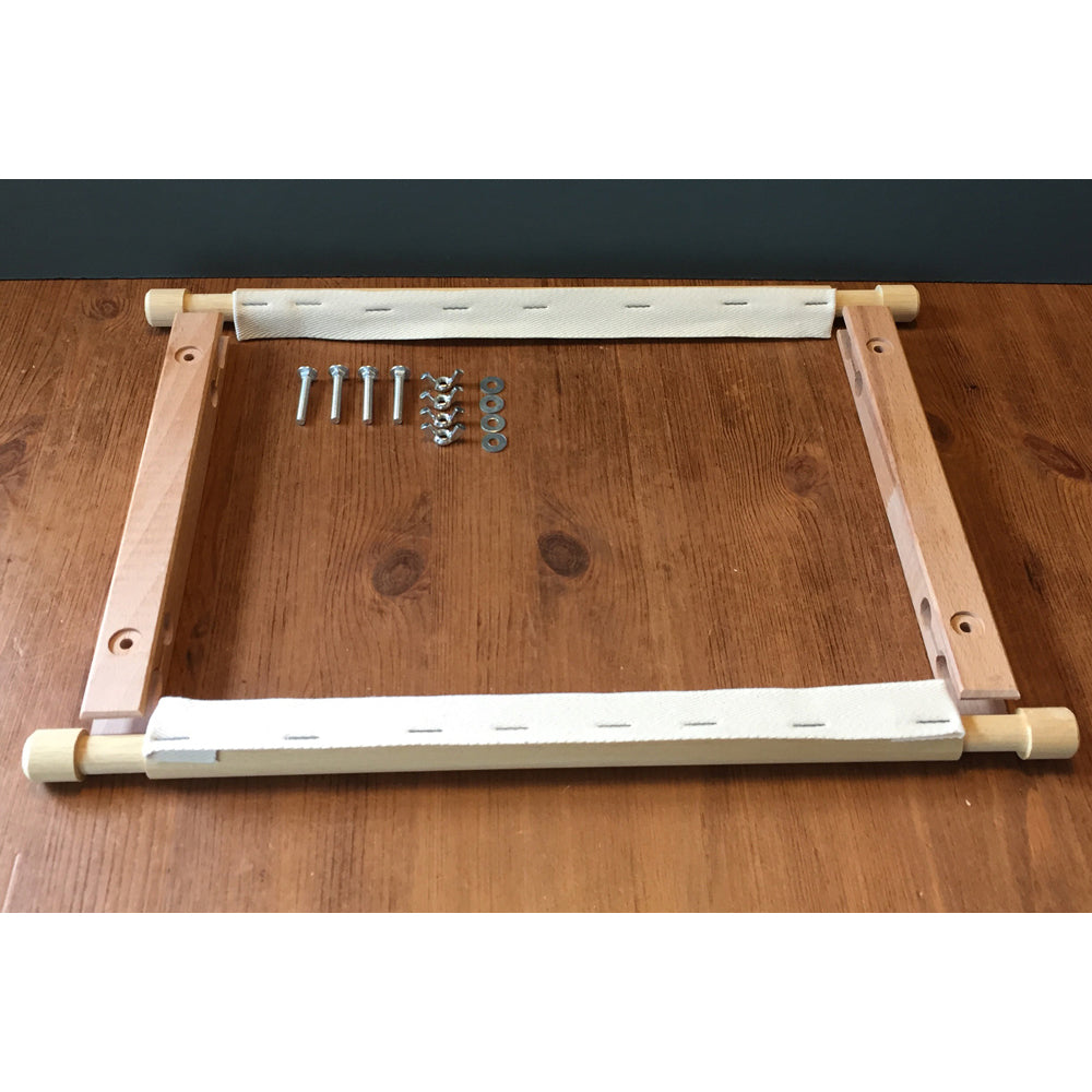 Hand Rotating Frame, 12 inch x 9 inch