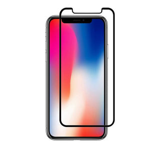 5D Curved Edge Tempered Glass for iPhone X