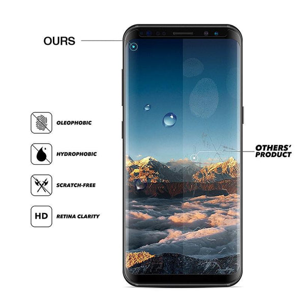 9H Tempered Glass for Samsung Galaxy S8 Plus