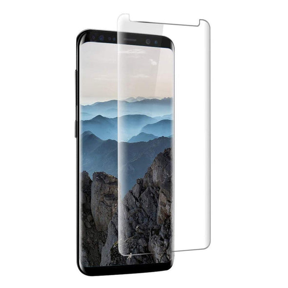 9H Tempered Glass for Samsung Galaxy S8 Plus Clear