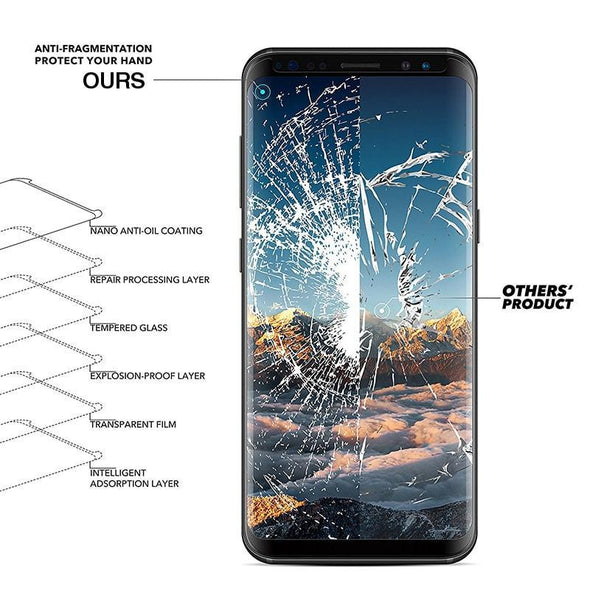 9H Tempered Glass for Samsung Galaxy S9