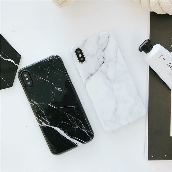 Lashter Marble iPhone Case