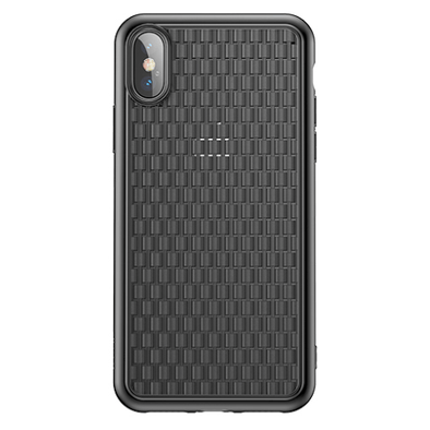 Luxury Weaving Case for iPhone