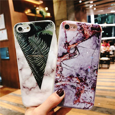 Stone Marble iPhone Case