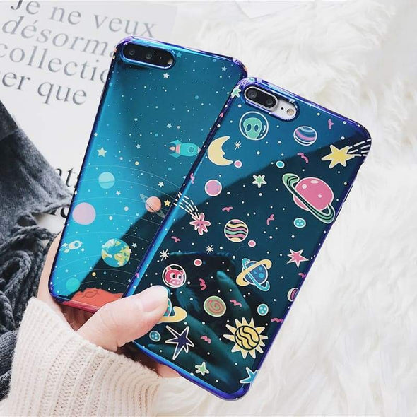 Blu-Ray Colorful Universe Case for iPhone