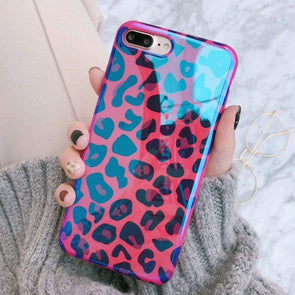 Blu-Ray Sexy Leopard Case for iPhone iPhone 7 Plus