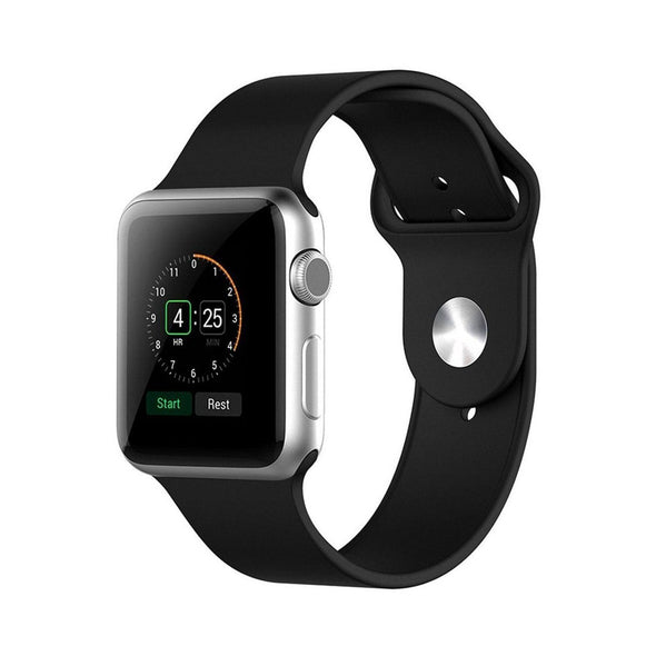Classic Silicone Sport Band for Apple Watch
