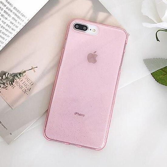 Clear Case for iPhone Pink / iPhone 7 Plus
