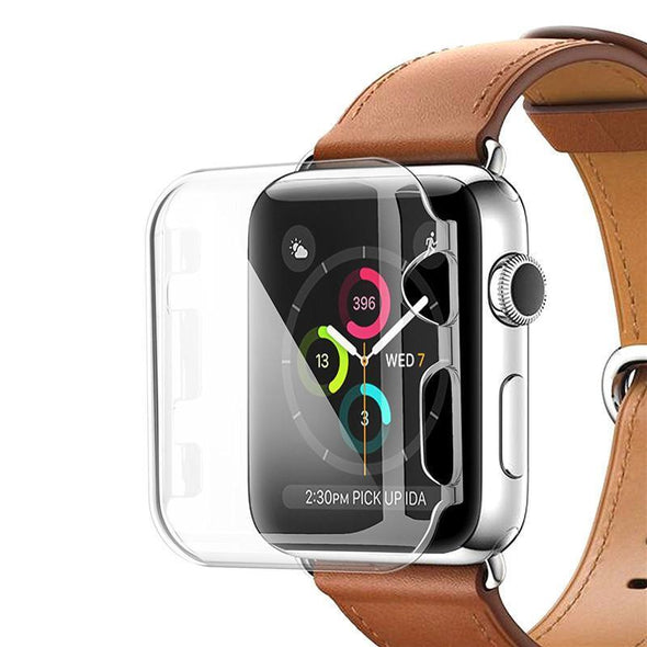 Crystal Clear Case for Apple Watch Series 3