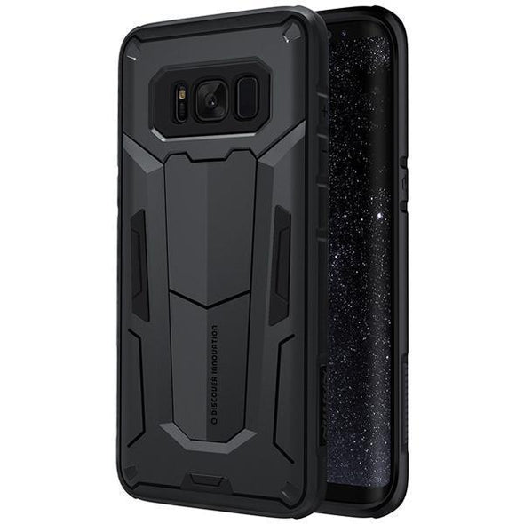 Defender Armor Case for Galaxy Black / Galaxy S8 Plus