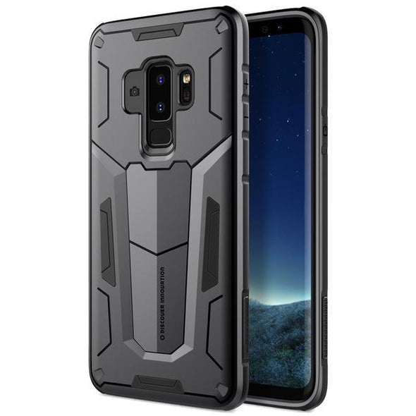 Defender Armor Case for Galaxy Black / Galaxy S9 Plus