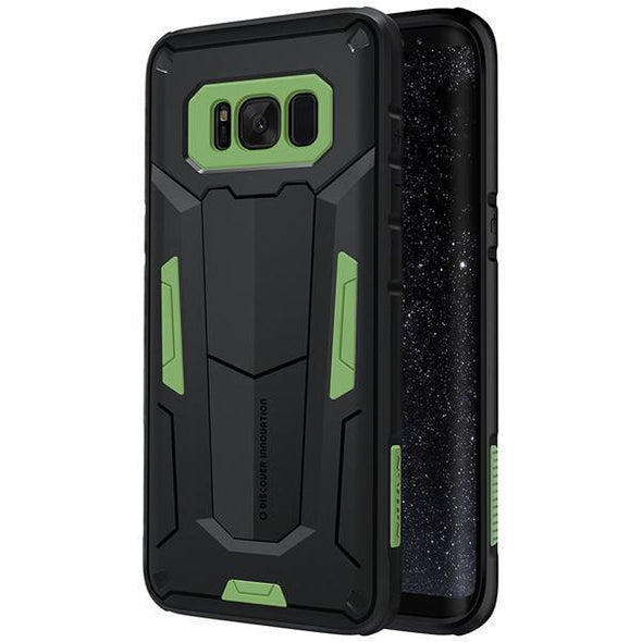 Defender Armor Case for Galaxy Green / Galaxy S8 Plus