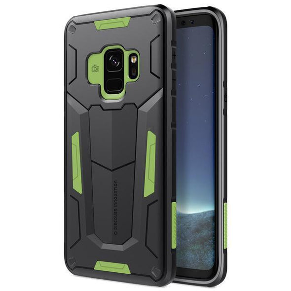 Defender Armor Case for Galaxy Green / Galaxy S9