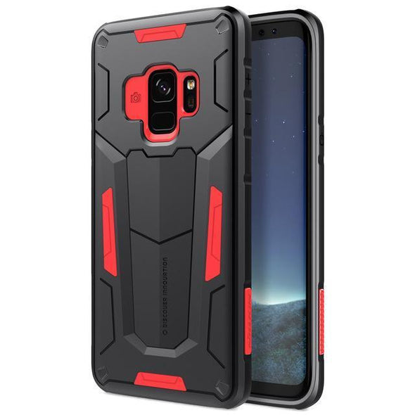 Defender Armor Case for Galaxy Red / Galaxy S9