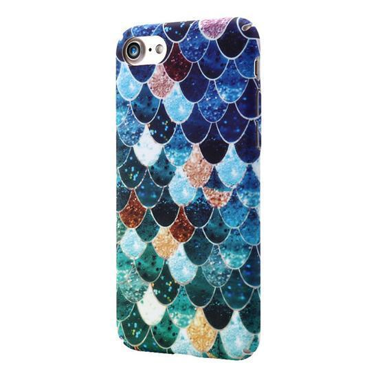 Mermaid Scales Case for iPhone Blue / iPhone 7 / 8