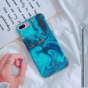 Ocean Blue  Case for iPhone