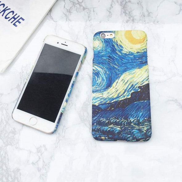 Starry Night Case for iPhone