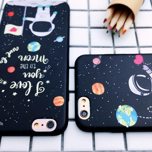 To the Moon and Back Case for iPhone