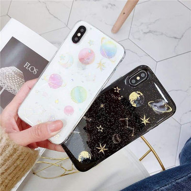 Universe Clear Case for iPhone