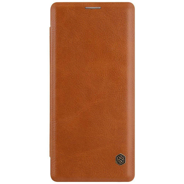 Vegan Leather Flip Case for Galaxy Note 8