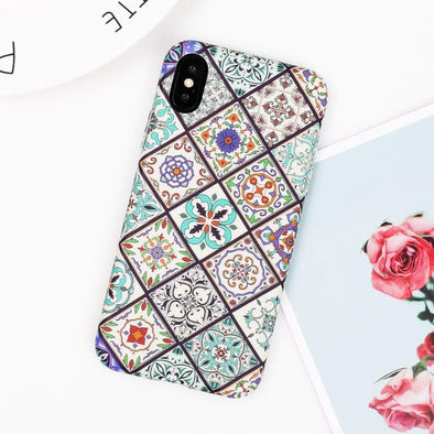 Vintage Tiles Case for iPhone iPhone 6 Plus/6s Plus