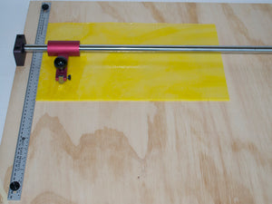 "Studio - 24"" Glass Cutter - With Board Mount Kit"