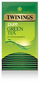 Twinings Pure Green Tea Envelope Teabags 20s
