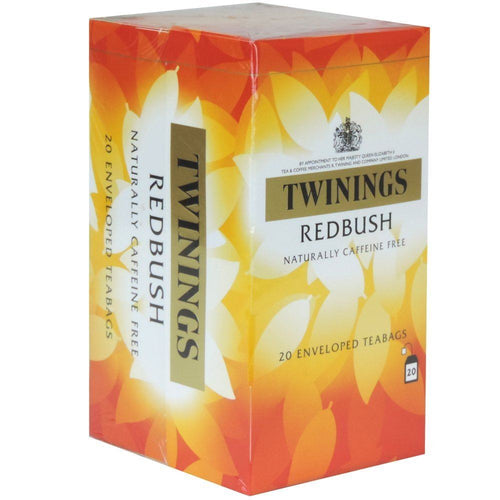 Twinings Redbush Envelope Teabags 20s