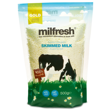 Milfresh Gold Granulated Skimmed Milk 10 x 500 g