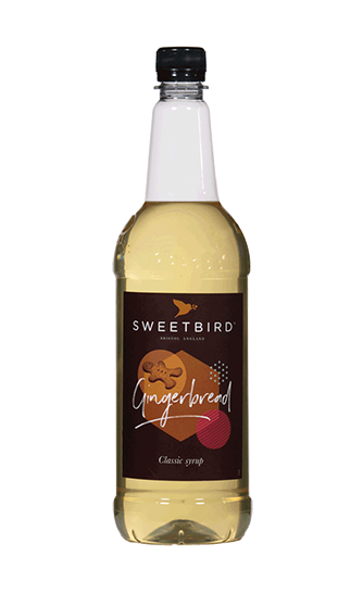 Sweetbird Syrup Gingerbread 1 L
