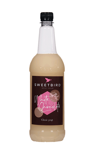 Sweetbird White Chocholate 1 L