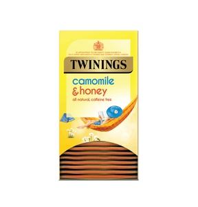 Twinings Camomile & Honey Envelope Teabags 20s