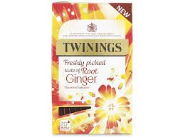 Twinings Root Ginger Envelope Teabags 20s