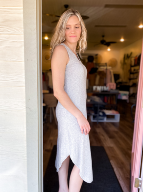 Z Supply The Reverie Navy Dress