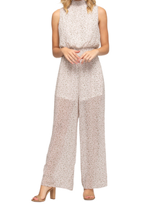 Grace Off White Jumpsuit