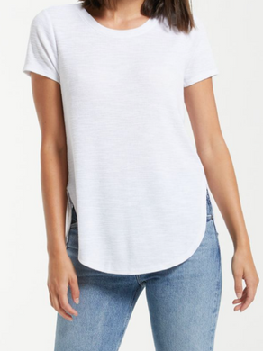 Z Supply Tove Rib Swing Tee
