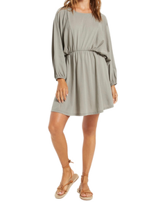 Z Supply Karla Organic Sage Dress