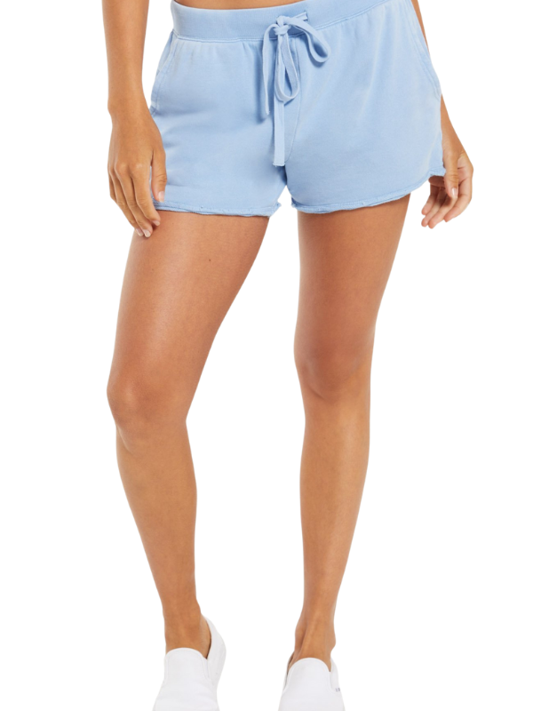 Z Supply Marina Washed Lounge Short