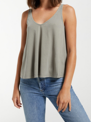 Z Supply Dusty Sage Tank