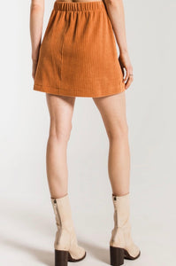 Knit Corduroy Skirt. More colors available!