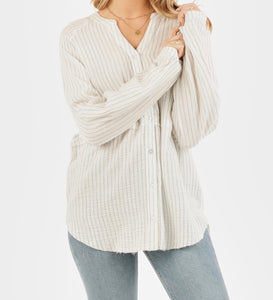 Sundown Stripe Tunic