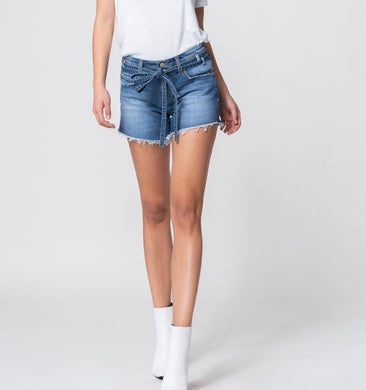 Waverly Double Button Shorts