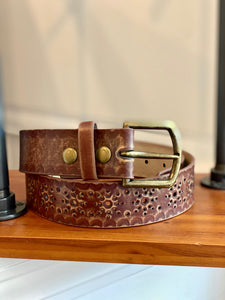 Remy's Distressed Belt