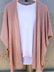 Soft Pale Mauve Cardigan