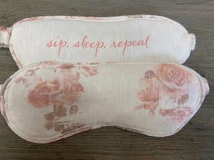 Z Supply Lounge Floral Sleep Mask