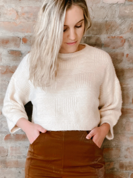 Marley Cropped Sweater