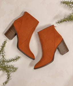 Stepper Suede Ankle Boots